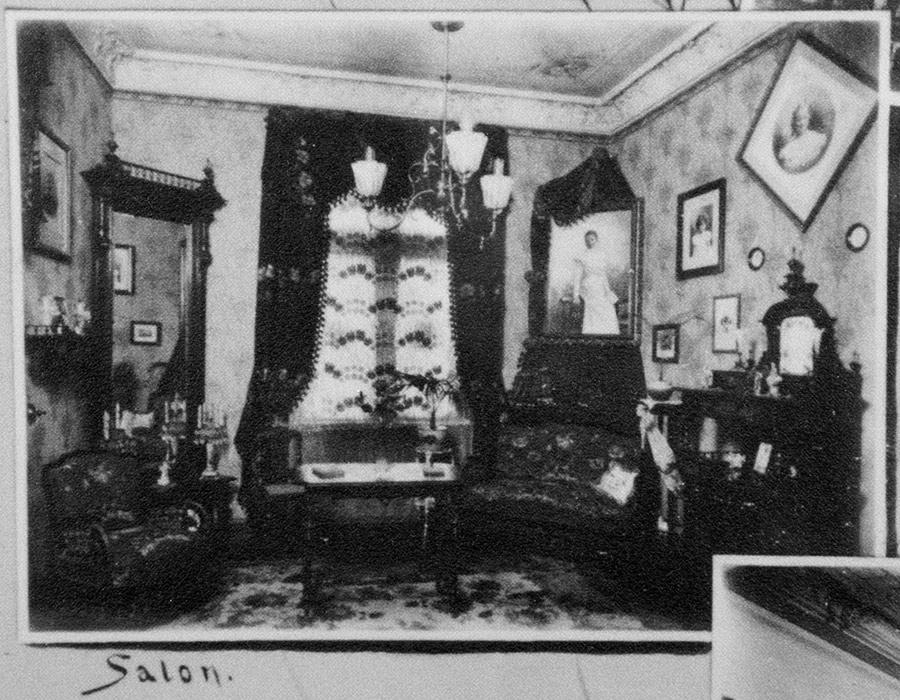 Historische Bilder der Photostudios Blesius in Hameln