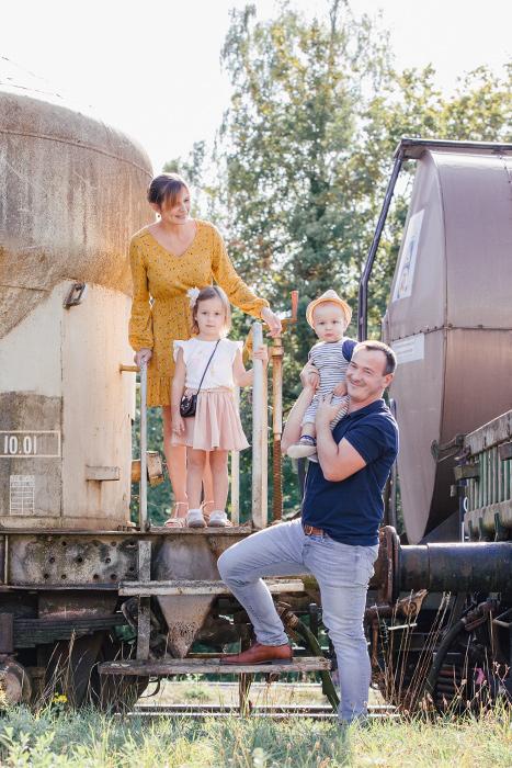 Photostudios Blesius Fotograf Hameln Familie Outdoor