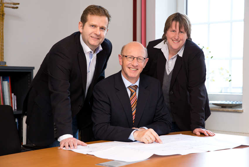 Business Foto - Team einer Firma