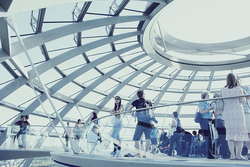Business Foto - Reichstag Berlin
