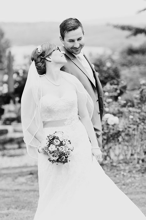 Foto Hochzeit - Brautpaar