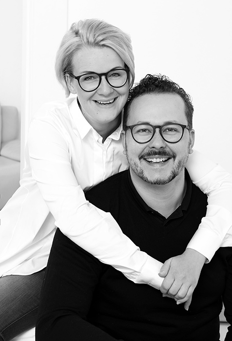 Foto Portrait - Paar - Mann und Frau