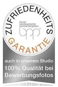 bpp Zertifikat für 100% Zufriedenheitsgarantie bei Blesius