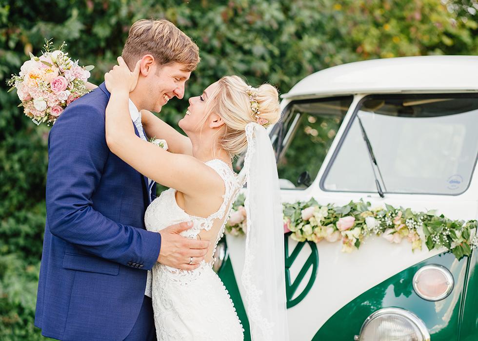Photostudios Blesius Fotograf Hameln Hochzeit Brautpaar